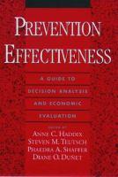 Prevention Effectiveness
