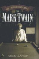 The Oxford Companion to Mark Twain