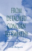 From Detached Concern to Empathy