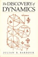 The Discovery of Dynamics