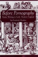 Before Pornography
