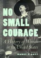 No Small Courage