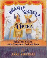 Bravo! Brava! A Night at the Opera