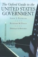 The Oxford Guide to the U.S. Government
