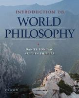 Introduction to World Philosophy