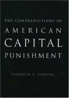 The Contradictions of American Capital Punishment