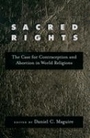 Sacred Rights