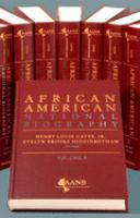 The African American National Biography
