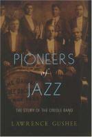 Pioneers Of Jazz