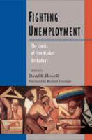 Fighting Unemployment