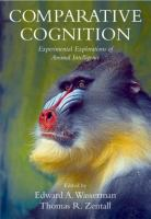 Comparative Cognition