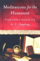 Meditations for the Humanist