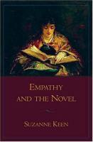 Empathy and the Novel