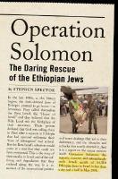 Operation Solomon