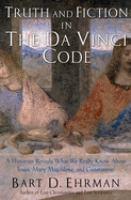 Truth and Fiction in The Da Vinci Code