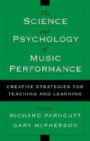 The Science & Psychology Of Music Performance