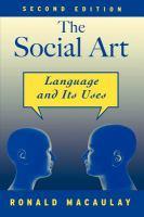 The Social Art