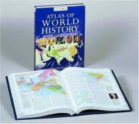 Oxford Atlas of World History