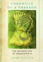 Chronicle of A Pharaoh
