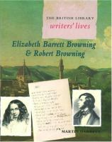 Elizabeth Barrett Browning and Robert Browning