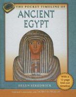 The Pocket Timeline of Ancient Egypt