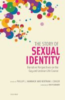 The Story of Sexual Identity