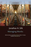 Managing Monks