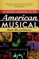 Oxford Companion to the American Musical