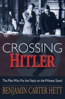 Crossing Hitler