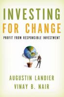 Investing for Change