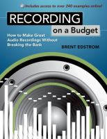 Recording on A Budget