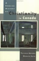 A Concise History of Christianity in Canada