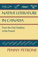 Native Literature in Canada