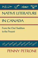 Native Literature in Canada