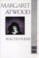 Selected Poems, 1966-1984