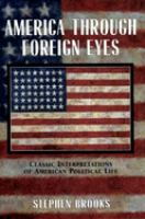 America Through Foreign Eyes