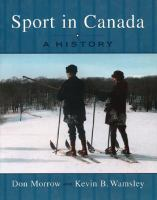 Sport in Canada