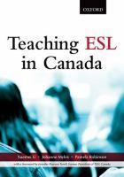Teaching ESL in Canada