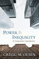 Power & Inequality