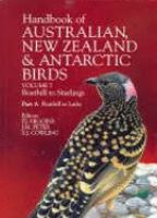 Handbook Of Australian, New Zealand And Antarctic Birds