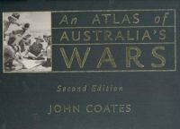 An Atlas of Australia's Wars