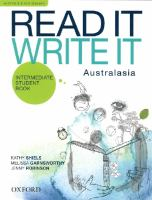 Read It Write It Australasia