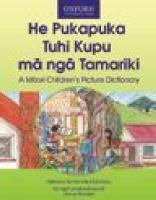 He Pukapuka Tuhi Kupu Mā Ngā Tamariki