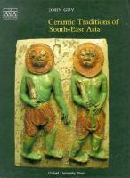 Ceramic Traditions of South-East Asia