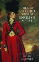 The New Oxford Book of English Verse 1250-1950