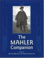 The Mahler Companion