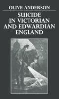 Suicide in Victorian and Edwardian England