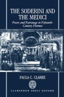 The Soderini and the Medici