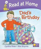 Dad's Birthday (1c)
