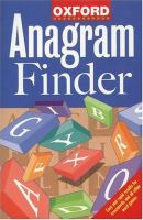 Oxford Anagram Finder